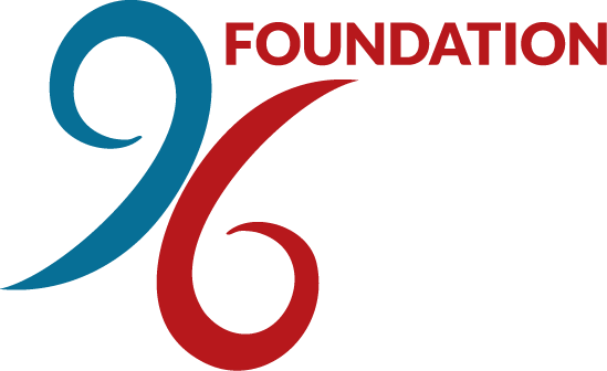 Foundation 96 | Cancer Community & Resources Logo