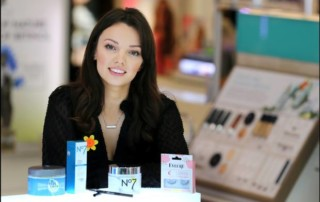 Beauty boost: Helping cancer patients cope