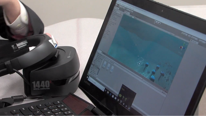 Lowcountry students using virtual reality to help children with cancer in Sweden
