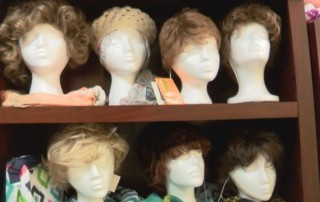 Wig bank gives cancer patients confidence