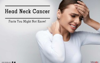 Head & Neck Cancer - Facts You Might Not Know!