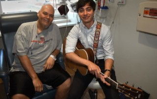 Power of song: Music therapy assists in cancer treatment