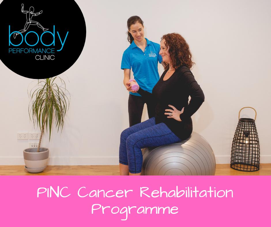PINC Cancer Rehab Photo