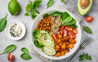A vegan diet may help boost cancer treatments, study finds
