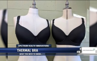 New thermal bra helps keep breast cancer patients warm after reconstructive surgery