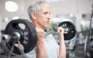 High-intensity weight training extending life of man, 70, battling prostate cancer