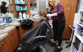 Local woman specializes in hair extensions for cancer patients