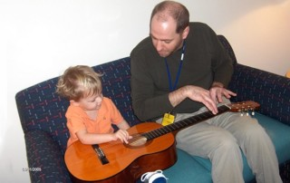 Kids With Cancer: Music Therapy Ups Well-Being, but Underused