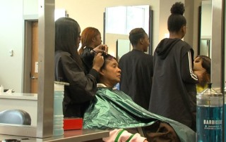 Local beautician school is teaching students to spot skin cancers