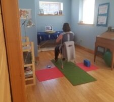 Cancer Resource Center of Western Maine offers virtual programming, including yoga