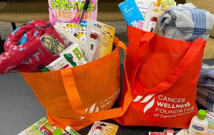 1,000 Chemo Care Packages Donated to Cancer Wellness Foundation
