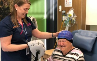 Outback cancer patients may get to keep their hair thanks to fundraising for scalp-cooling machine