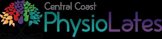 Central Coast PhysioLates logo lg