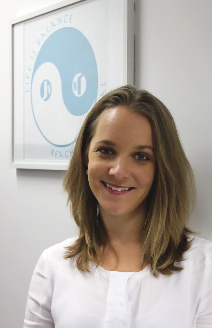 Perth Dietitian Megan Hardy