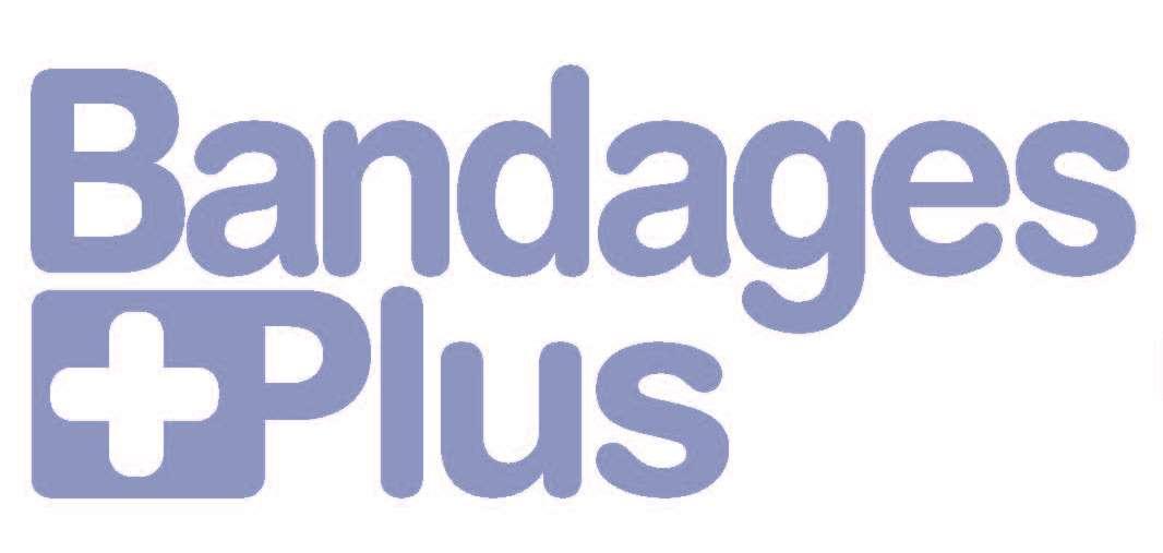 Bandages Plus logo WSD A