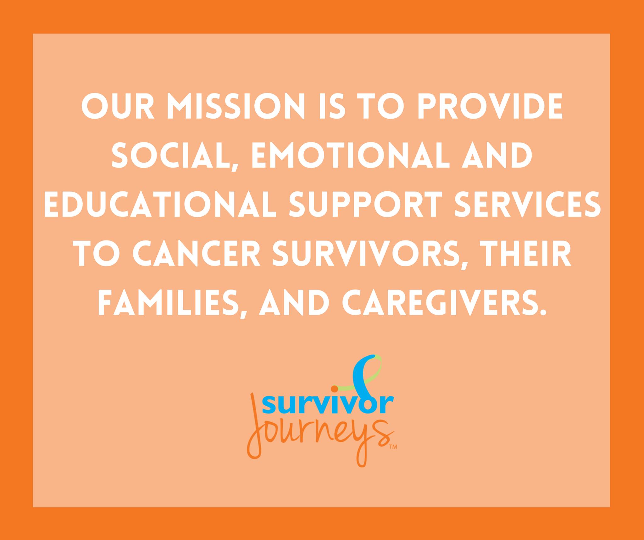 Survivor Journeys Mission