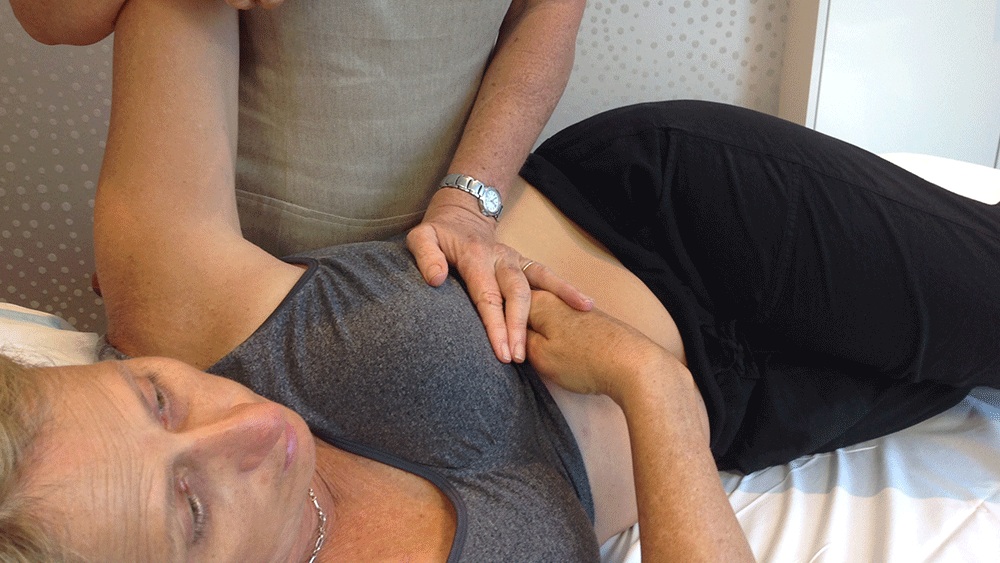 Reach-Out-The-Back Test: For breast cancer related upper limb impairments